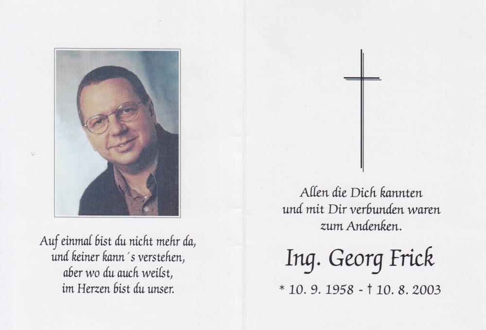 Frick Georg, Lechaschau